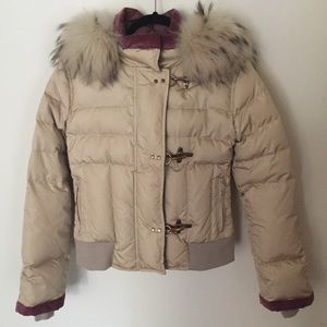 Fay Hook Down Jacket - Made in Italy